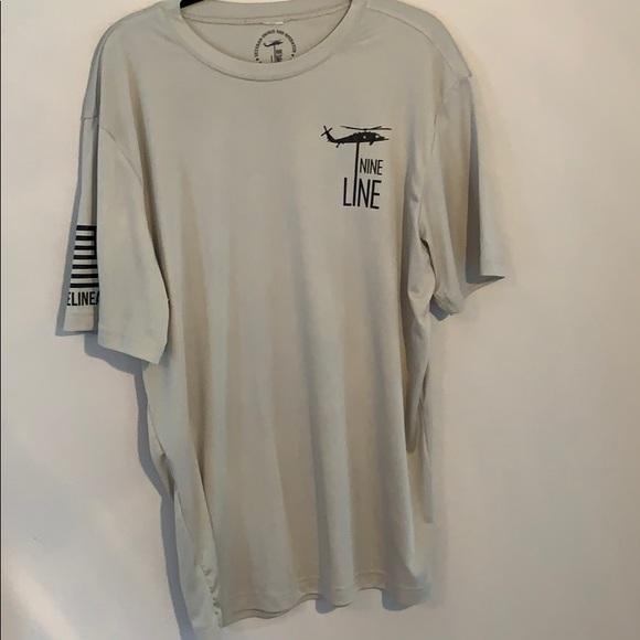 nineline Other - Nineline men's tee shirt